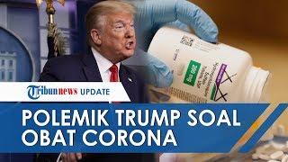 Obat yang Dikonsumsi Trump untuk Tangkal Covid-19 Ternyata Malah Tingkatkan Risiko Kematian