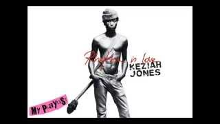 KEZIAH JONES   Rhythm Is Love (Jay K's Remix)