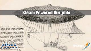 Giffard's Steam Dirigible