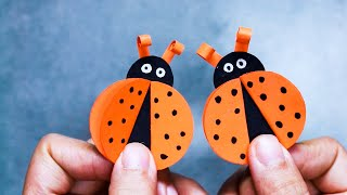 10 FUN PAPER CRAFTS FOR KIDS