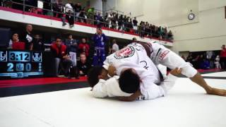 Beautifully Shot BJJ Match - Jiu Jitsu World League
