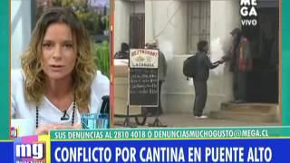 preview picture of video 'Denuncia mucho gusto Puente Alto'