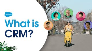 What is CRM and How Does it Work? | Salesforce