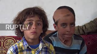 Yemen: 12-year-old and two-time cholera victim Hameed allowed back home