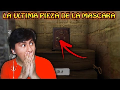 ULTIMA PIEZA DE LA MASCARA 1.5.0|Evil nun|LasCosasDeMikel