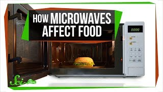 Does Microwaving Food Destroy Its Vitamins? - Video Youtube