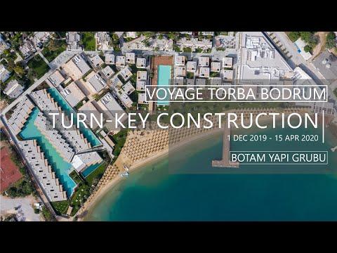 Voyage Torba Bodrum - Completed