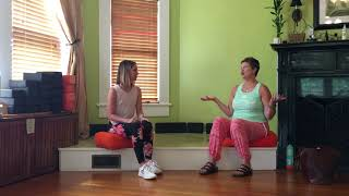 WYC Yoga Teacher Training: Meet a Current Student