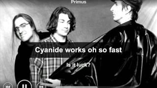 Primus - Is It Luck? - Lyrics
