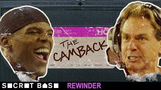 Cam Newton's iconic comeback against Alabama deserves a deep rewind thumbnail