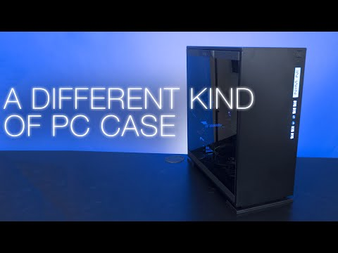 In Win 303 Case review – A unique layout + tempered glass
