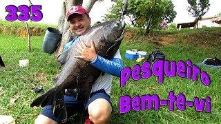 Programa Fishingtur na TV 335 - Pesqueiro Bem-te-vi