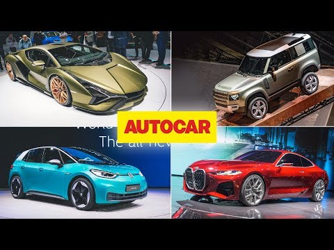 Frankfurt Motor Show 2019 | 12 cars you must see at IAA | Autocar