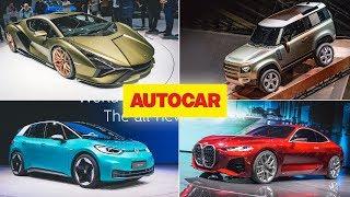 Frankfurt Motor Show 2019   12 cars you must see at IAA   Autocar