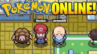 The ONLINE POKEMON GAME You DIDN