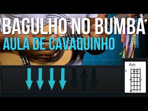Virgulóides - Bagulho no Bumba (como tocar - aula de cavaquinho)