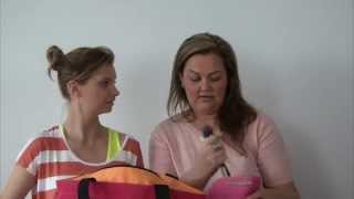WHAT'S IN MY HANDBAG? WITH RUTH CRILLY   CAROLINE HIRONS   MAY 2014