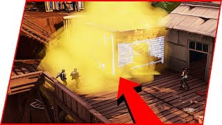 NEW Stink Bomb Gas Chamber TORTURE! - Fortnite Gameplay