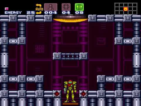 [TAS] SNES Super Metroid by Sniq in 37:39,1