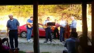 Appalachian style gospel singing, @ Sweet Home Church, Wayne Co., W.V.