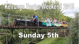 preview picture of video 'Keirunga Easter Weekend 2015 Sunday 5th'