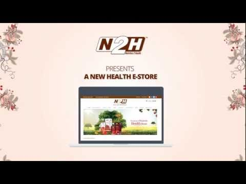 Healthy Online Store