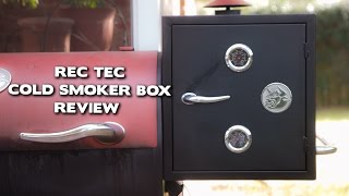 REC TEC Cold Smoker Box Review