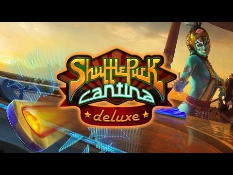 Shufflepuck Cantina Deluxe - Gameplay Trailer thumbnail
