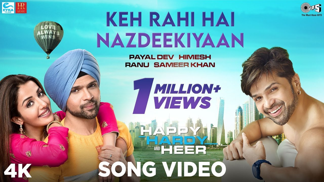 Keh Rahi hai Nazdeekiyaan Hindi lyrics
