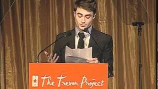 Daniel Radcliffe: Trevor Hero Award Acceptance Speech