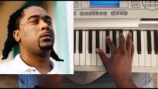 O3 GREEDO - IF I PART 2 (PIANO TUTORIAL) Eb MINOR