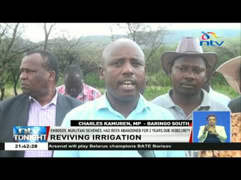 Agriculture ministry to rehabilitate irrigation canals