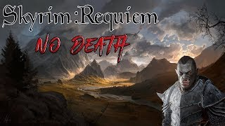 Skyrim - Requiem (без смертей, макс сложность) Орк-Барин  #3 Кандидат наук по Алхимии