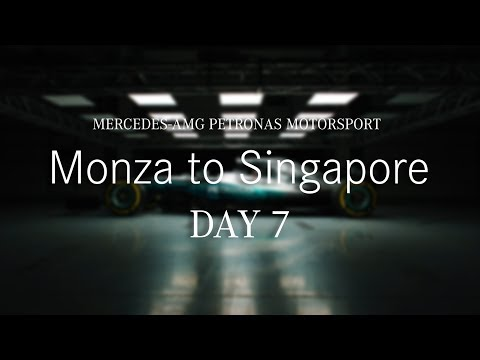 The Final Word - Monza to Singapore (Ep. 7/7)