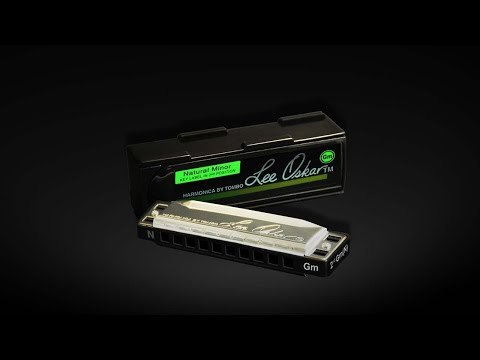 Lee Oskar - Natural Minor Harmonica - Introduction