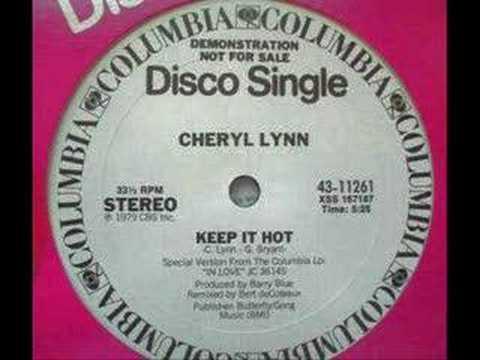 Cheryl Lynn - Keep It Hot (1979)
