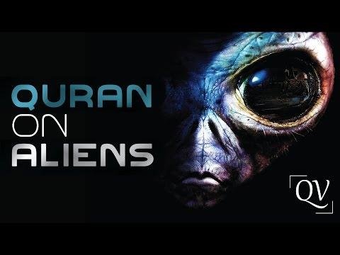 Buitenaardsen in de Koran?