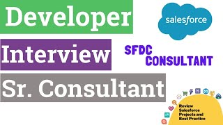 Being a Sr. Salesforce Consultant | SFDC Consultant Podcast