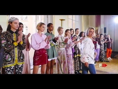 PAUL & JOE Spring Summer 2019 Paris - Fashion Channel