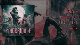 Powerwolf-Army Of The Night