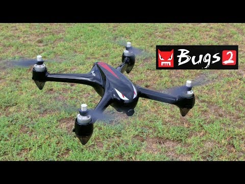 Drone Review – MJX Bugs 2 Brushless GPS Quadcopter