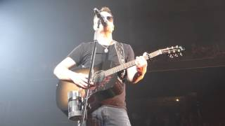 "Eric Church ""These Boots"" Live @ Barclay's Center"