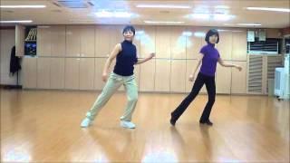 Hey Mambo! Line Dance (Beginner / Intermediate Level)