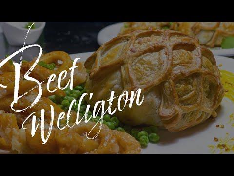 How to make The best Beef Wellington #cooking #recipe #joshuaweissman