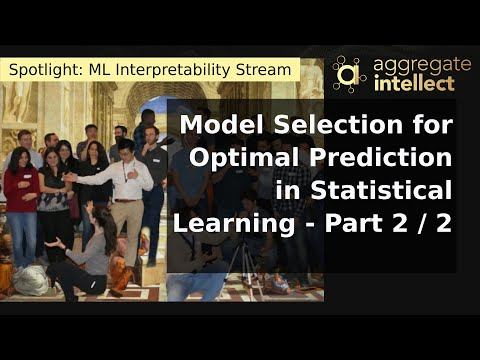 Model Selection for Optimal Prediction in Statistical Learning - Part 2 / 2