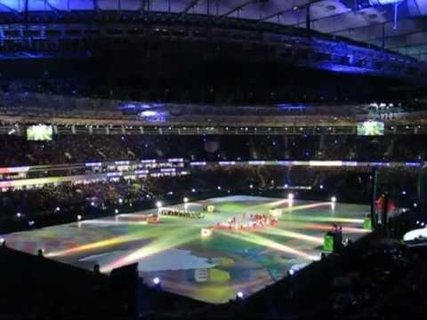 Открытие стадиона НСК Олимпийский