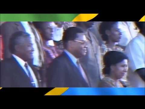 Golden Group (Zanzibar Allstarz) - Tuulinde Muungano Wetu Tanzania (50Yrz)