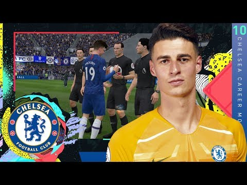 SCORING WITHOUT TOUCHING THE BALL?!?! FIFA 20 | Chelsea Career Mode S2 Ep10