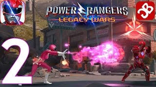 Power Rangers: Legacy Wars - Gameplay Part 2 - iOS/Android