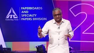 S N Venkataraman, ITC PSPD @Print Summit 2019